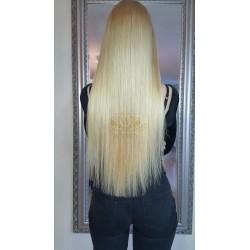 Priauginami plaukai
