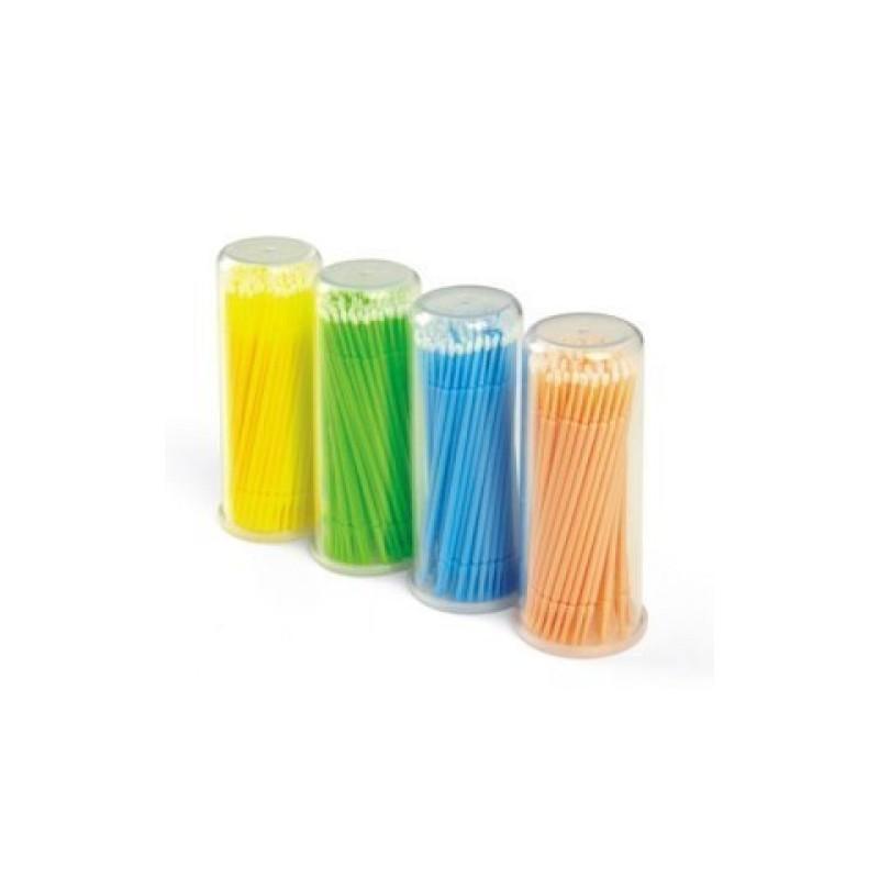 Mikro Šepetėliai (100vnt.) Storis 2.5mm